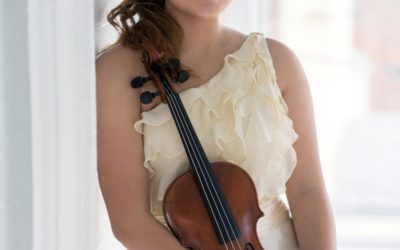 Women in Music Columbus Announces 2018 Mary Lane Memorial Violin Competition Winner!