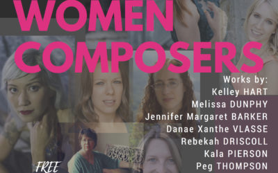 2017 Call For Scores By Women Composers Concert