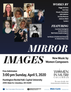 Mirror Images New Music by Women Composers