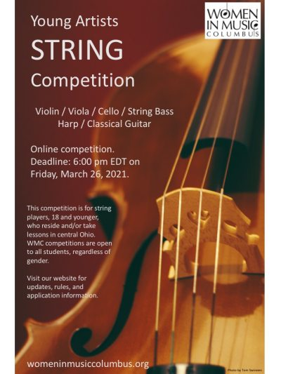 Young Artists String Competition