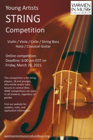 Young Artists String Competition 2021